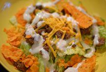 Taco salads/ salads