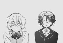 ♧ Gilbert x Vincent ♧