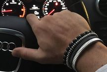Gemstone Bracelets Look book by G&P Jewellery Designer / jewelry fashion designer pendant necklace bracelets rings earrings jewellery