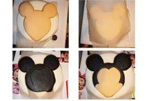 tortas con figuras