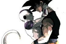 Goku x Freezer