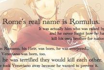 Hetalia Rome