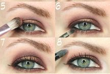 Make up, Haare und Co
