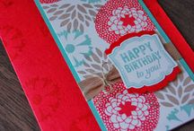 stampin up / by Kathy Simmons