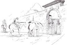 Aquer Juan Pablo / Los dibujos del ilustrador más insigne del blog; Juan Pablo Moratiel!