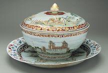 Antique Porcelain & Pottery  / by Nikola Eftimov