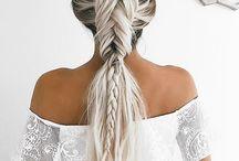 Păr vopsit