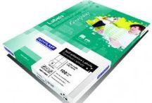 Univerzális papír öntapadós etikett címke
