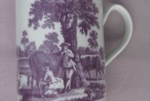 Worcester Porcelain  antique / Mainly C 18 th Worcester and also the Flight &Chamberlain porcelains