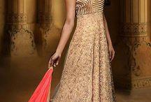 Designer Anarkali Dresses for Women on Variation Fashion