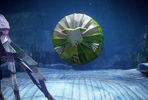 sea - under water