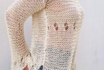 Knitting - summer