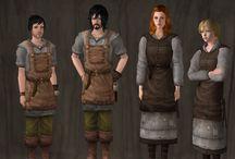 Sims 2 - Clothes - Both