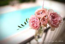 Mariage en fleur / http://mariage-en-provence.fr/galerie/