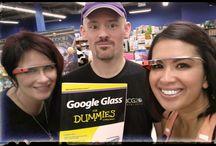 Google Glass for Dummies Sacramento Event / Photos from the Google Glass for Dummies book event in Sacramento on October 11, 2014.