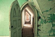 Abandoned  / by Amber Sweeney