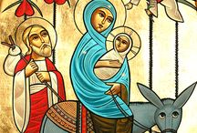 коптские иконы