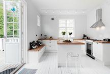 konyha és nappali inspiráció