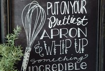 Chalkboard / by Jessica Williamson