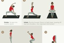 yoga with weights
