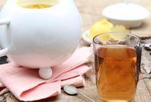 Drinks / Healthy and tasty drink ideas | Gezonde en lekkere drankjes ideeën