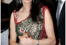 sarees / by Anamika A