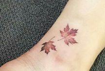 Tatto Folhas