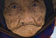 faces / by Janet Wilczek