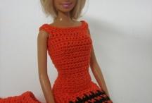 Barbie föt