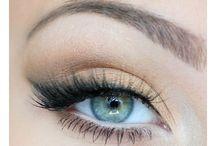 Ögon makeup