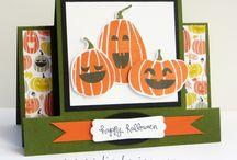 Halloween Cards / by Cathy Bonacorsi