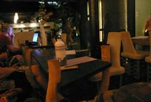 decoracion restaurante vegamo / Diseño, producción y fabricación exclusiva y ecológica por www.comprarenbali.com