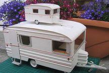 Van+caravanes / carioles