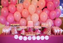Cake/Candy Station