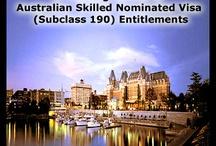 Australian Skilled Nominated Visa