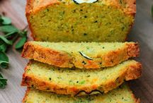 Zucchini recipes / Cake