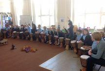 African Activities primary workshops