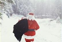 Santa  / by Donna  ( Wicks ) Anderson