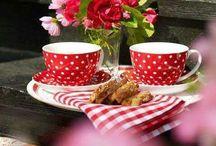 Tea délután