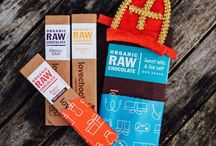 BIO Raw Chocolade / RAW, pure chocolade bij naturalbrands.nl
