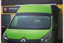 Renault Trafic Campervan / Renault Trafic LWB Hightop Campervan Conversion