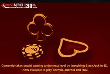 Blackjack / Blackjack AKA 21 is arguably the most popular game in Casinos Worldwide! Owing to it's unanimous popularity, a lot of gaming portals have now launched this game to be played Online!