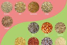Таблица полезных продуктов / Таблица меры продуктов