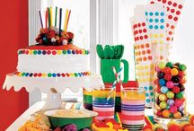 Birthday party ideas for 3
