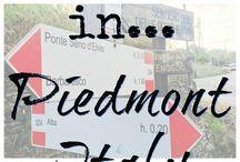 Piedmont vacations