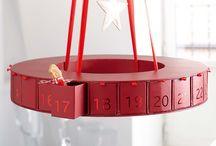 DYI: Christmas calendars / Joulukalentereita