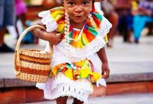 Global Babies! / Adorable babies around the world.