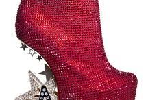 причудливая обувь-fansy shoes