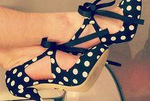 los zapatos / Loszapatos q me gustan