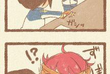 Endou X Hiroto